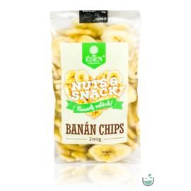 Éden Prémium banán chips 200 g