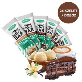 Abso MOVE BAR Kínáló (24dbx35g) - MOVE MIX vegán fehérjeszelet