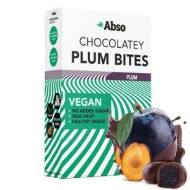 Abso CHOCOLATEY BITES 450 g PLUM - Csokiba mártott aszalt szilva