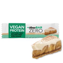 AbsoBAR ZERO Banoffee pie ízesítésű fehérjeszelet 40 g