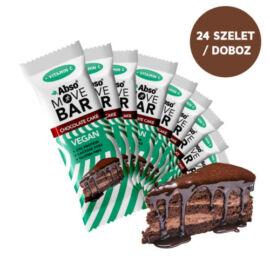 Abso MOVE BAR Kínáló (24dbx35g) - Csokoládétorta ízű vegán fehérjeszelet