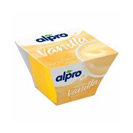 Alpro Vanília ízű szójadesszert hozzáadott kalciummal és vitaminokkal 125 g