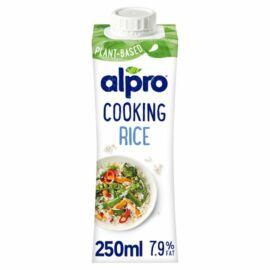 Alpro Rizs főzőkrém 250 ml - Natur Reform