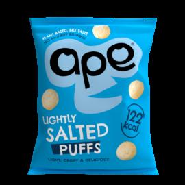 Ape pufigolyók – Tengeri sós 25/80 g