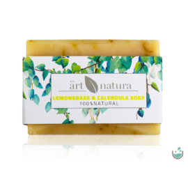 ArtNatura Citromfüves-Körömvirágos szappan 85 g