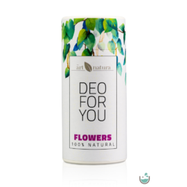 ArtNatura Flowers natúr dezodor – Natur Reform