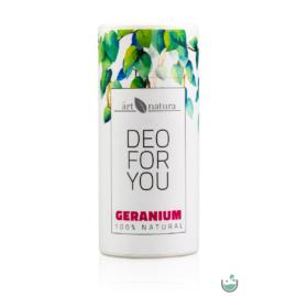 ArtNatura Geranium natúr dezodor – Natur Reform