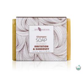 ArtNatura Korpásodás elleni és irritált fejbőrre való sampon szappan 85