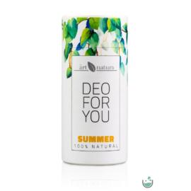 ArtNatura Summer natúr dezodor – Natur Reform