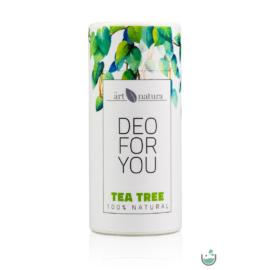 ArtNatura Tea Tree natúr dezodor – Natur Reform