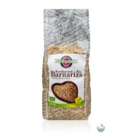 BiOrganik Bio Kerekszemű barna rizs 500 g – Natur Reform