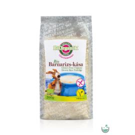 BiOrganik Bio instant gluténmentes barnarizs-kása 200 g