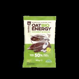 Bombus Oat Bio Energy zabkása kókusz és kakaó 65 g