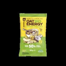 Bombus Oat Bio Energy zabkása banán és kókusz 65 g
