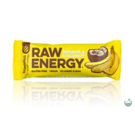 Bombus nyers energia szelet banán & kókusz 50 g - Natur Reform