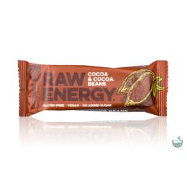 Bombus nyers energia szelet kakaó & kakaóbab 50 g
