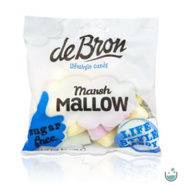 DeBron glutén- és cukormentes habcukor 75 g