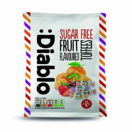 Diablo Cukormentes gyümölcskaramella, édesítőszerrel 75 g