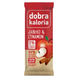 Dobra Kaloria Energiaszelet alma-fahéj 35 g - Natur Reform