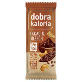 Dobra Kaloria Energiaszelet kakaó-kesudió 35 g