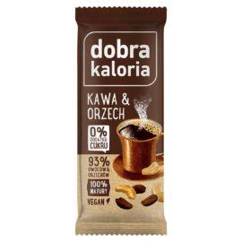 Dobra Kaloria Energiaszelet kávé-kesudió 35 g - Natur Reform