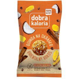 Dobra Kaloria Quinoa energiagolyó keleti fűszerezéssel 24 g - Natur Reform