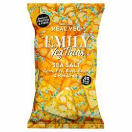 Emily Vegán tortilla chips – Tengeri sós 23/80 g