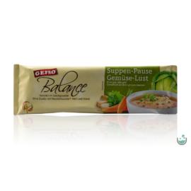 GEFRO Balance Instant zöldségleves 35 g – Natur Reform