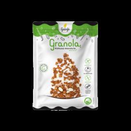 GabiJó Kókusz-mandula granola - LowCarb 55 g  – Natur Reform