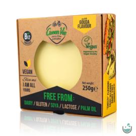 Green Vie Gouda ízesítésű növényi tömb 250 g