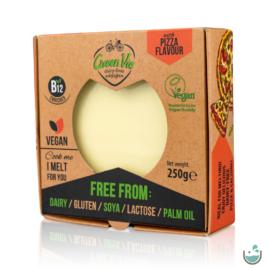 Green Vie Pizza ízesítésű növényi tömb 250 g