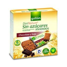 Gullón Snack csokoládés szelet hozzáadott cukor nélkül 144 g