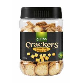 Gullón Cracker cheddar sajttal 250 g