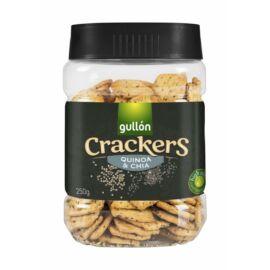 Gullón Cracker quinoával és chia maggal 250 g