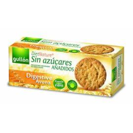 Gullón Digestive Aveia zabkeksz hozzáadott cukor nélkül 410 g