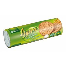Gullón Ligeria keksz só és cukor hozzáadása nélkül 200 g