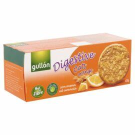 Gullón Teljes kiőrlésű keksz zabbal, naranccsal 425 g