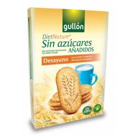Gullón Többgabonás reggeli keksz hozzáadott cukor nélkül 216 g