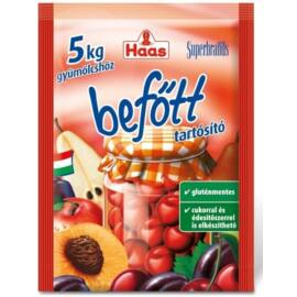 Haas Befőtt tartósító 40 g - Natur Reform