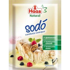 Haas Natural vanília sodó 15 g