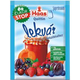 Haas Quittin cukor stop zselésítőszer lekvár készítéséhez 25 g