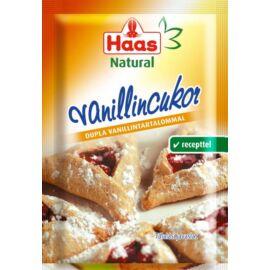 Haas Natural vanillincukor 8 g