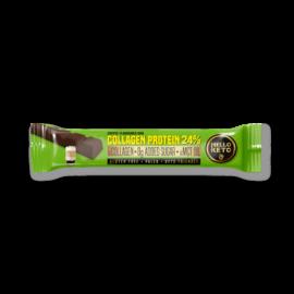 Hello Keto Kávé ízű kollagénprotein szelet édesítőszerekkel 40 g