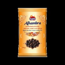 Kalifa Alhambra étcsokoládés vörös áfonya 60 g
