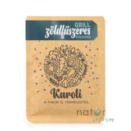 Karoti Grill zöldfűszeres fűszersó 30 g - Natur Reform