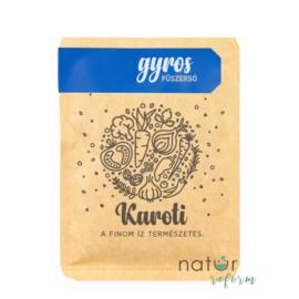 Karoti Gyros fűszersó 30 g