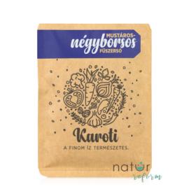 Karoti Mustáros-négyborsos fűszersó 30 g