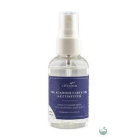 Lavender Tihany 70%-os Alkoholtartalmú Levendulás Kézfertőtlenítő 50 ml