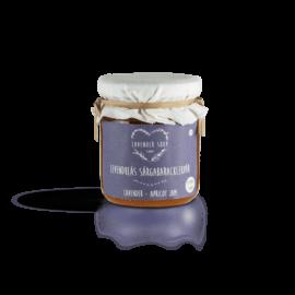 Lavender Tihany Levendulás Sárgabaracklekvár 220 ml
