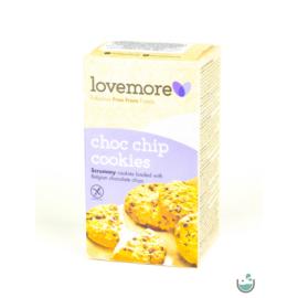 LoveMore csokidarabos keksz 150 g (gluténmentes)